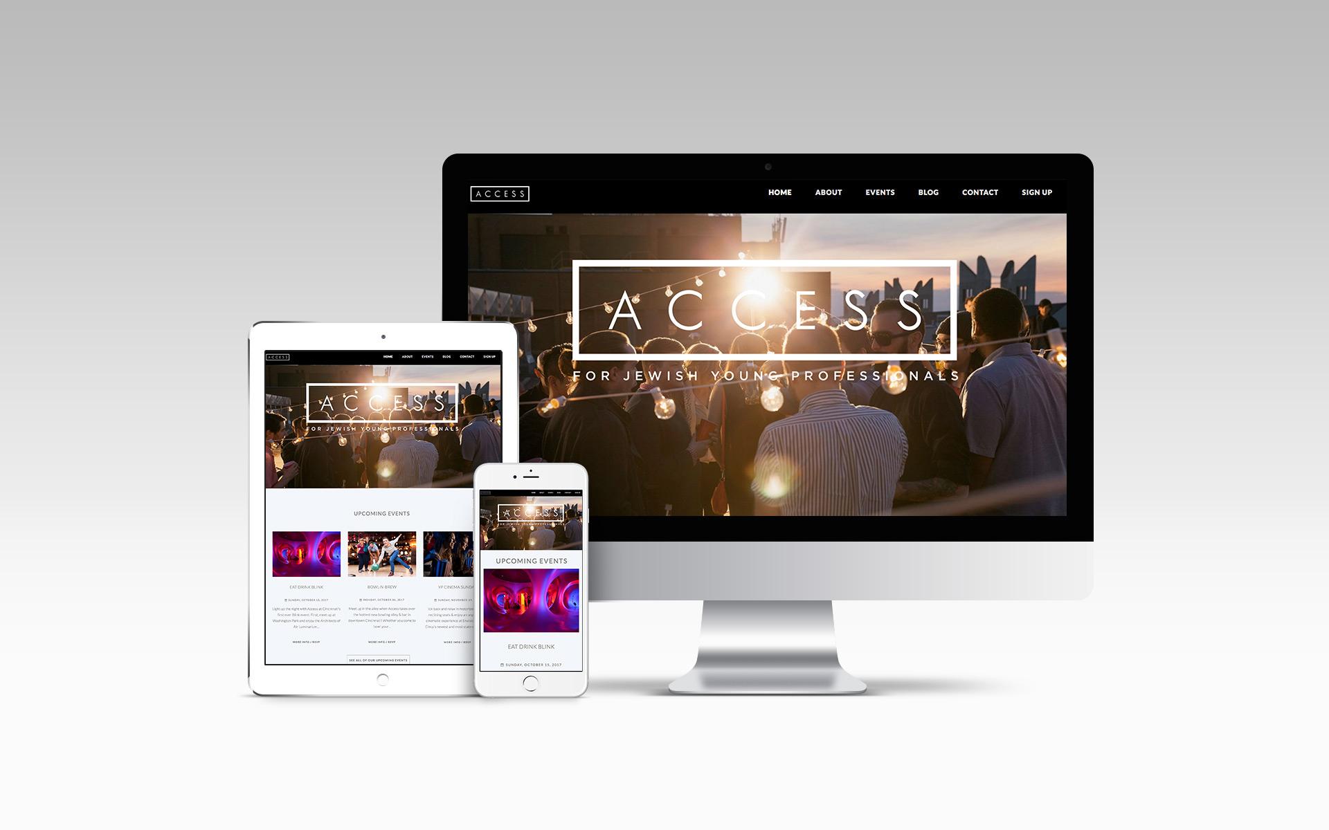 Access_Website