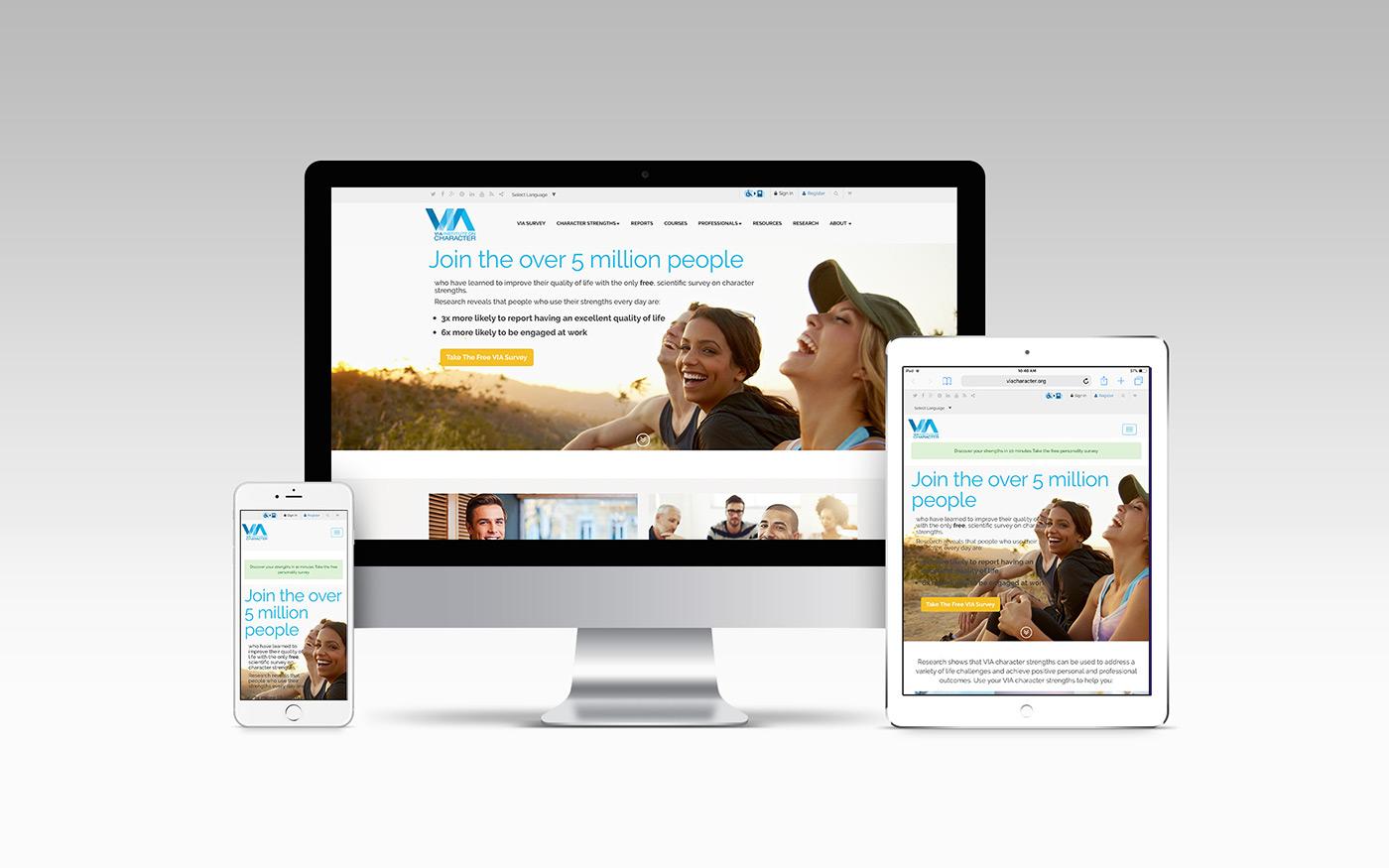 VIA_Website