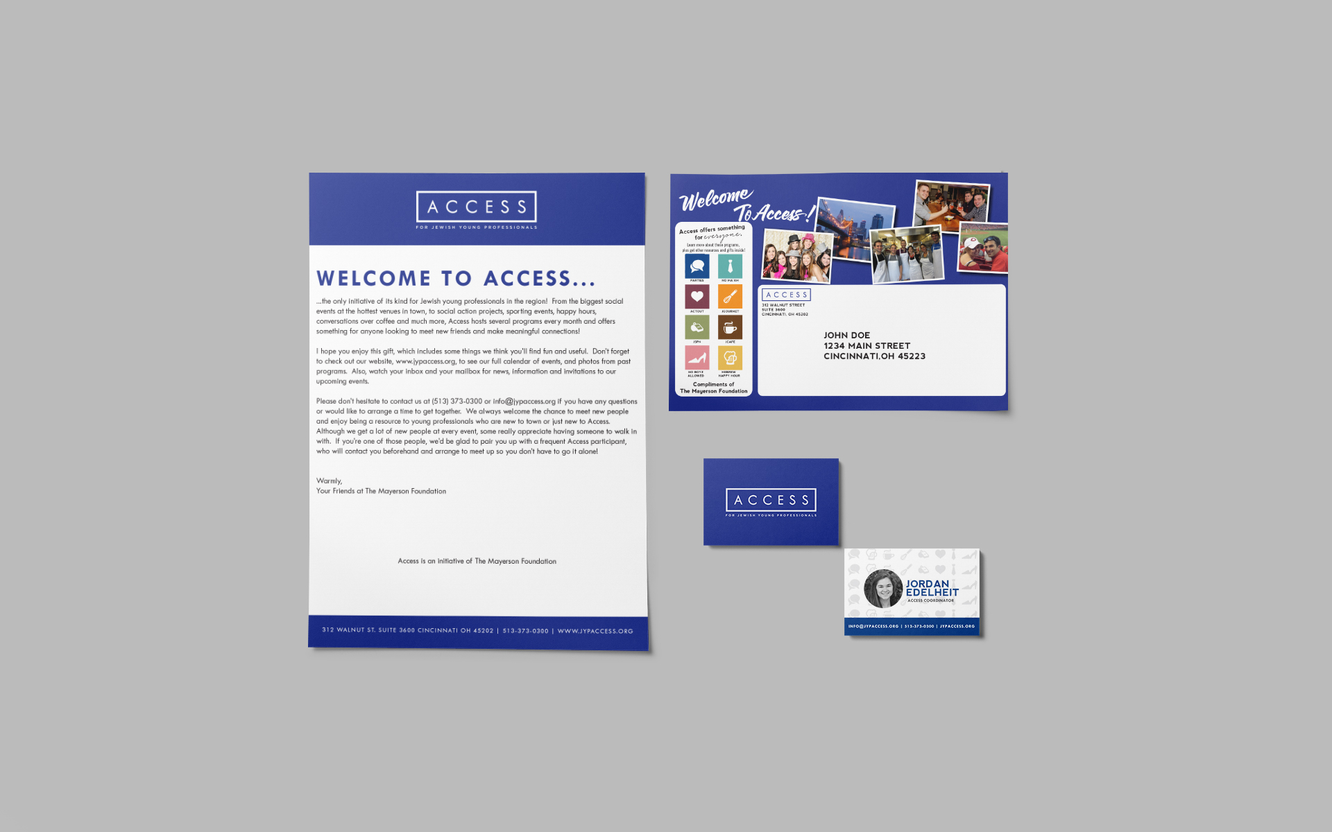 access-stationary